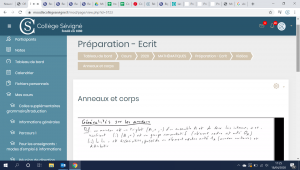 Inscriptions stages et formations